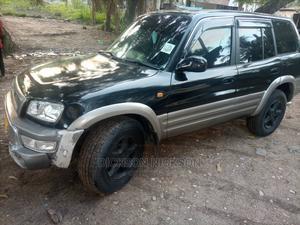 Toyota RAV4 1999 Base 4x4 Black | Cars for sale in Dar es Salaam, Kinondoni