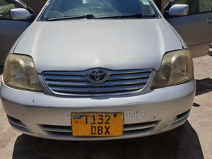 Toyota Corolla Verso 2005 Silver | Cars for sale in Dar es Salaam, Ilala