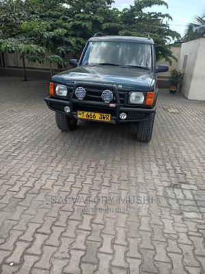 Land Rover Discovery 2002 Series II SE AWD Green | Cars for sale in Dar es Salaam, Kinondoni