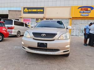 Toyota Harrier 2006 Gold | Cars for sale in Dar es Salaam, Ilala