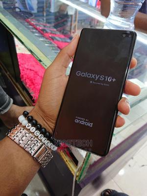 New Samsung Galaxy S10 Plus 128 GB Black | Mobile Phones for sale in Dar es Salaam, Ilala