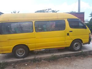 Hiace 1rz Petrol   Buses & Microbuses for sale in Dar es Salaam, Kinondoni