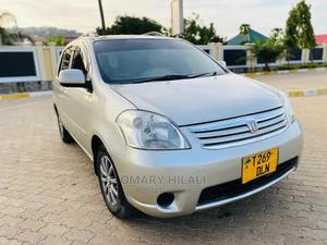 Toyota Raum 2004 1.5 AWD Gray | Cars for sale in Mwanza Region, Ilemela