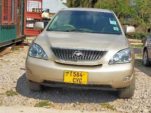 Toyota Harrier 2005 Gold | Cars for sale in Mwanza Region, Ilemela