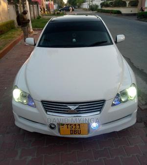 Toyota Mark X 2005 Pearl | Cars for sale in Dar es Salaam, Kinondoni