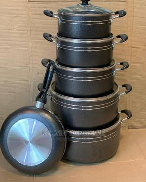 Non Stick Sufuria Na Flampen   Kitchen & Dining for sale in Dar es Salaam, Ilala