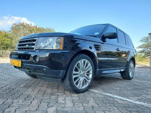 Land Rover Range Rover Sport 2009 Black | Cars for sale in Dar es Salaam, Kinondoni