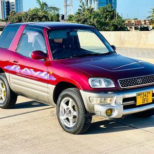 Toyota RAV4 1997 Red | Cars for sale in Dar es Salaam, Kinondoni
