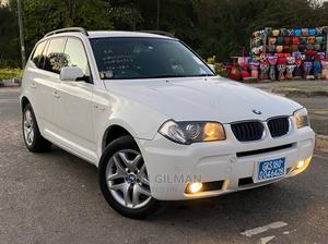 BMW X3 2006 White   Cars for sale in Dar es Salaam, Kinondoni