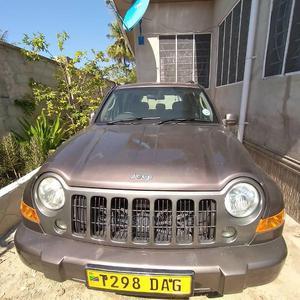 Jeep Cherokee 2007 Gray | Cars for sale in Dar es Salaam, Kinondoni