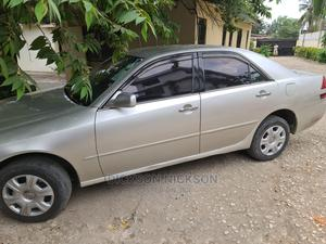 Toyota Mark II 2004 2.0 AWD Silver   Cars for sale in Dar es Salaam, Kinondoni