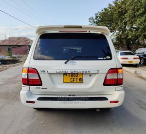 Toyota Land Cruiser 2001 White | Cars for sale in Dar es Salaam, Kinondoni