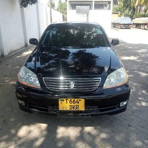 Toyota Mark II 2002 Black   Cars for sale in Dar es Salaam, Kinondoni