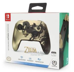Powera Enhanced Wireless Controller for Nintendo | Video Game Consoles for sale in Dar es Salaam, Ilala