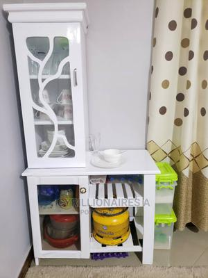 Kitchen Table and Cabinet | Furniture for sale in Dar es Salaam, Temeke