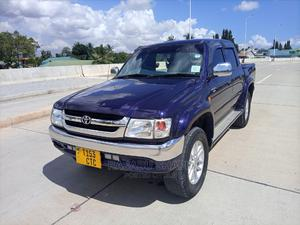 Toyota Hilux 2003 Blue   Cars for sale in Dar es Salaam, Kinondoni