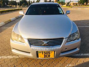Toyota Mark X 2005 Silver | Cars for sale in Mwanza Region, Ilemela