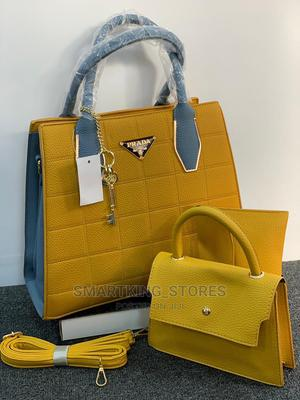 Prada Bags With 2 Min Pic | Bags for sale in Dar es Salaam, Kinondoni