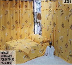 Seti Ya Shuka Zenye Pazia Zake | Home Accessories for sale in Dar es Salaam, Ilala