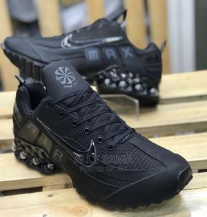Air Max Nike Black   Shoes for sale in Dar es Salaam, Ilala