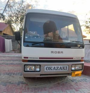 Mitsubishi Rosa Engine 34 Manual   Buses & Microbuses for sale in Dar es Salaam, Kinondoni