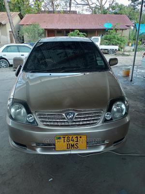 Toyota Allex 2003 Gold | Cars for sale in Dar es Salaam, Kinondoni