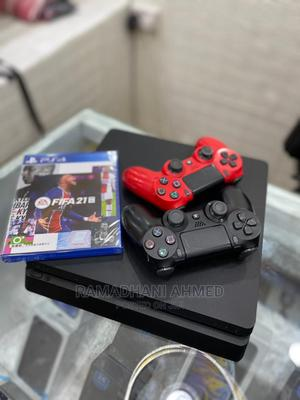 Game Ps4 Slim 500gb | Video Game Consoles for sale in Dar es Salaam, Ilala