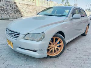 Toyota Mark X 2004 Silver | Cars for sale in Mwanza Region, Ilemela