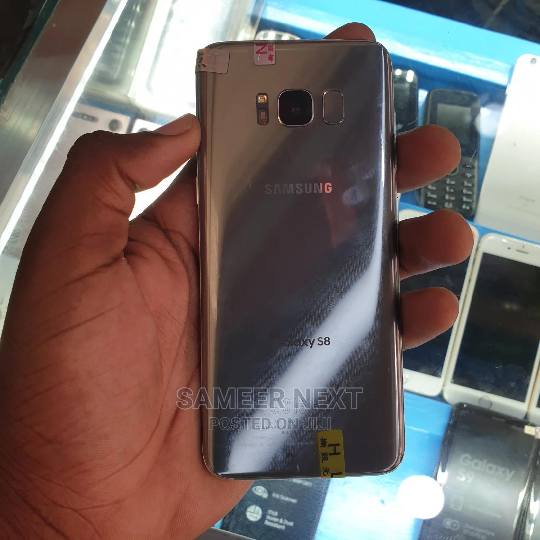 Samsung Galaxy S8 64 GB Black | Mobile Phones for sale in Ilala, Dar es Salaam, Tanzania
