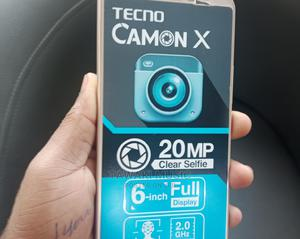 New Tecno Camon X 16 GB Gold | Mobile Phones for sale in Dar es Salaam, Kinondoni