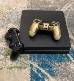 Playstation 4 Slim Used   GB 500   2 Pad   5 Games   Video Game Consoles for sale in Dar es Salaam, Ilala