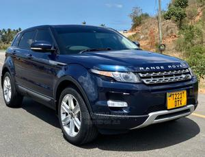 Land Rover Range Rover Evoque 2013 Blue   Cars for sale in Dar es Salaam, Kinondoni