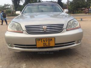 Toyota Mark II Qualis 2002 Silver   Cars for sale in Dar es Salaam, Kinondoni