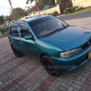 Mazda Demio 2001 Blue   Cars for sale in Dar es Salaam, Ilala