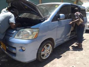 Toyota Noah 2005 Blue   Cars for sale in Dar es Salaam, Ilala