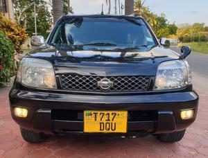 Nissan X-Trail 2003 Black | Cars for sale in Dar es Salaam, Kinondoni