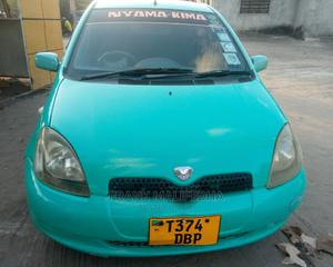 Toyota Vitz 2002 1.5 FWD 5dr Green | Cars for sale in Dar es Salaam, Kinondoni