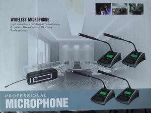 Professional Destop Wireless Microphone | Audio & Music Equipment for sale in Dar es Salaam, Kinondoni