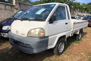Toyota Townace 2005 White   Trucks & Trailers for sale in Dar es Salaam, Kinondoni