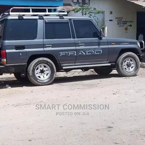 Toyota Land Cruiser Prado 1997 Blue | Cars for sale in Dar es Salaam, Kinondoni