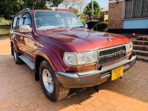 Toyota Land Cruiser 1998 Red | Cars for sale in Dar es Salaam, Kinondoni