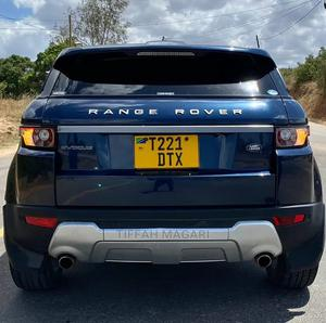 Land Rover Range Rover Vogue 2013 Blue   Cars for sale in Dar es Salaam, Kinondoni