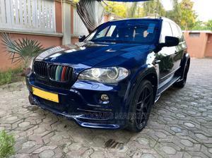 BMW X5 2008 3.0i Sport Blue   Cars for sale in Dar es Salaam, Kinondoni