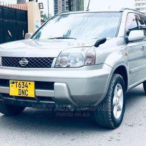 Nissan X-Trail 2002 Silver | Cars for sale in Dar es Salaam, Ilala
