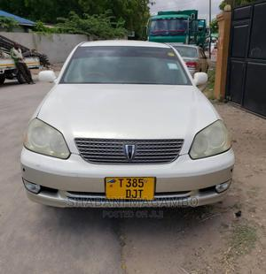 Toyota Mark II 2002 White   Cars for sale in Dar es Salaam, Kinondoni