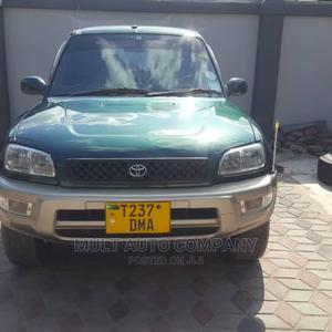 Toyota RAV4 2002 Blue | Cars for sale in Dar es Salaam, Ilala