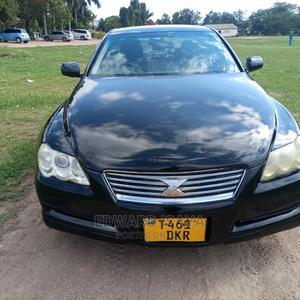 Toyota Mark X 2008 2.5 RWD Black   Cars for sale in Mwanza Region, Ilemela