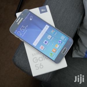 New Samsung Galaxy S6 32 GB Blue | Mobile Phones for sale in Dar es Salaam, Kinondoni