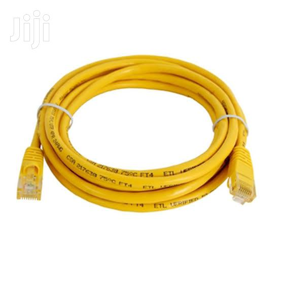 Ethernet Utp Cable Cat 6 25M   Accessories & Supplies for Electronics for sale in Kinondoni, Dar es Salaam, Tanzania