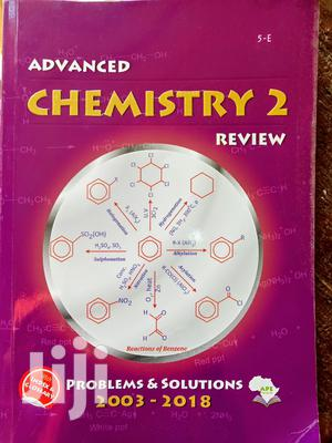 Advanced Level Chemistry Review   Books & Games for sale in Tabora Region, Tabora Urban